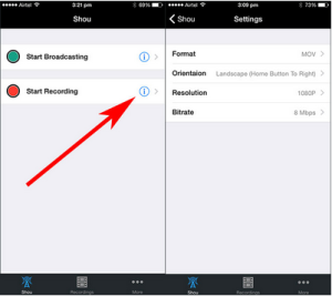 How to record your iPhone screen free