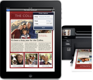 add pdf printer to iphone