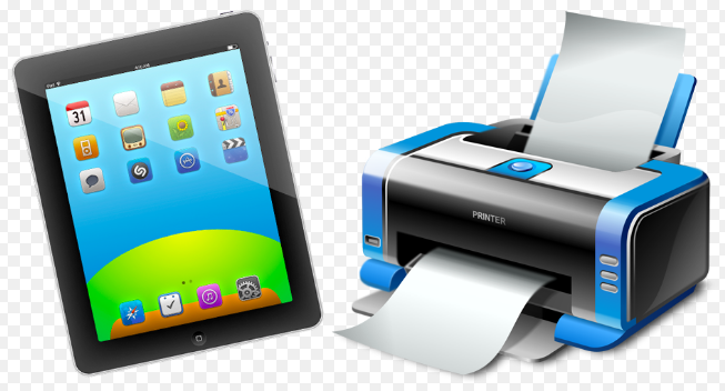how to connect ipad to printer wireless  step by step
