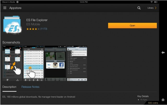 how to download YouTube app for kindle fire