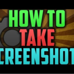 how to take a screenshot on pc and other devices