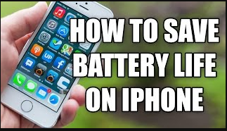 Solved) iPhone battery draining fast all of a sudden- 10