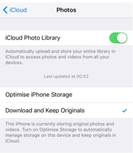 how to transfer photos from iPhone o iPhone