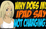 how to fix ipad not charging on pc